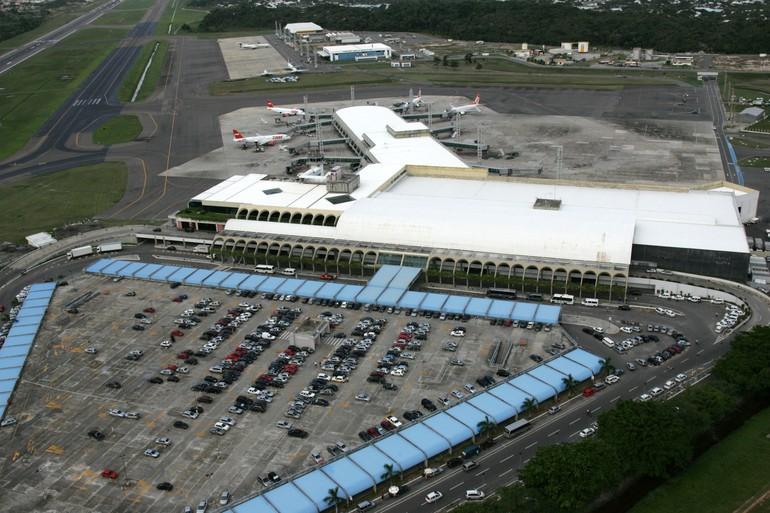 Aeroporto De Salvador : Aeroporto de salvador terá estacionamento ampliado · aero