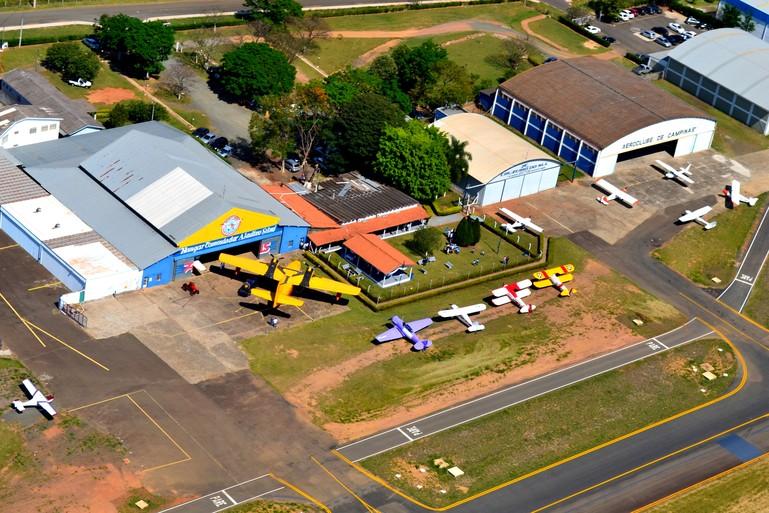 centro histórico Aeroclube de Campinas