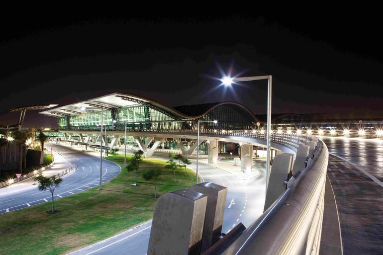 Aeroporto Qatar : Qatar inaugura oficialmente novo aeroporto internacional