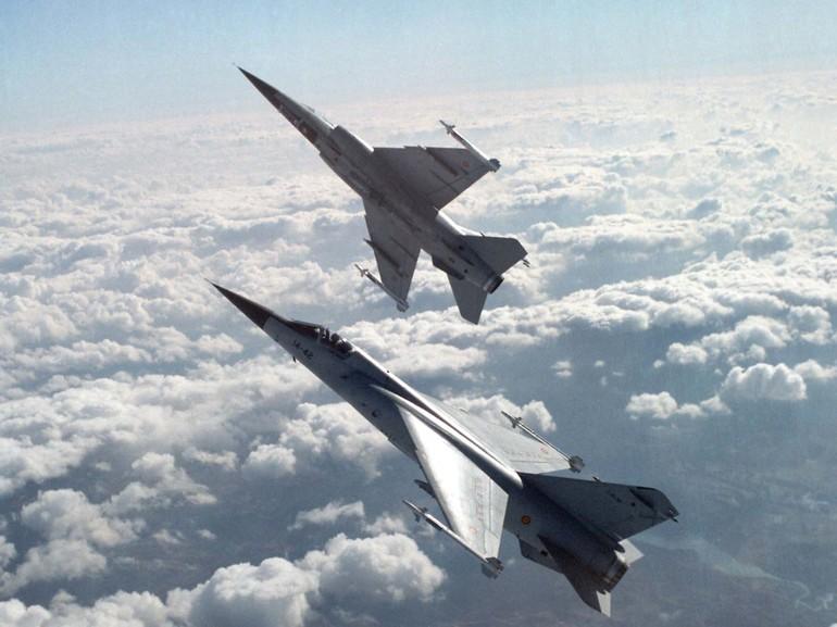 Argentina deve comprar 16 Mirage F1 espanhóis