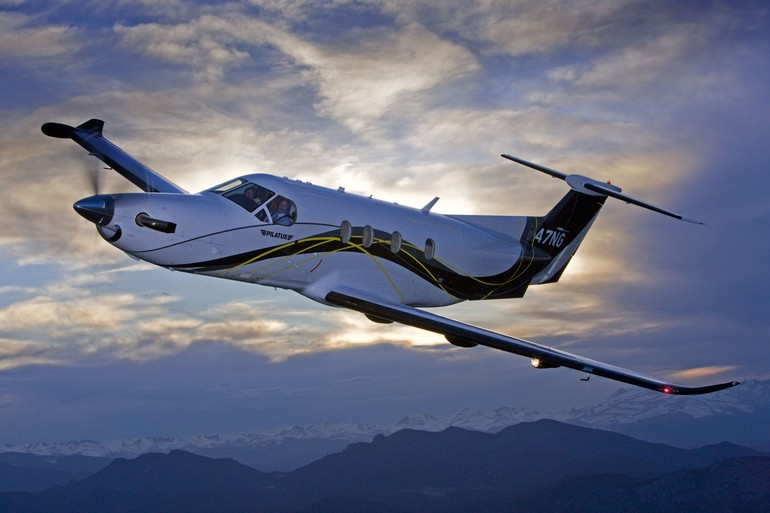 Azul adquire Pilatus PC-12