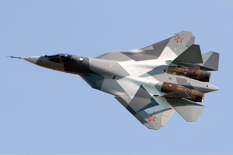 T-50 Russia