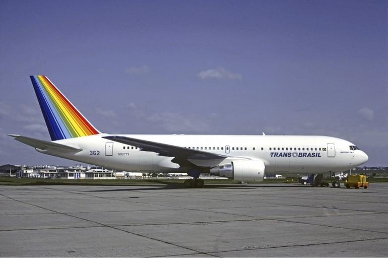Aberto o leilão dos Boeing 767-200 da Transbrasil