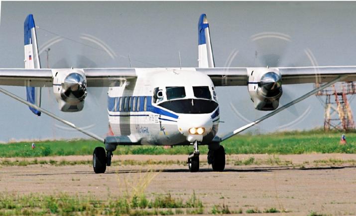 [Brasil] Antonov pode ter fábrica no Brasil -38_167_free_big