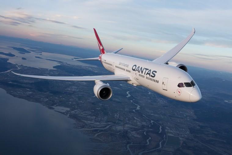 Boeing 787 da Qantas