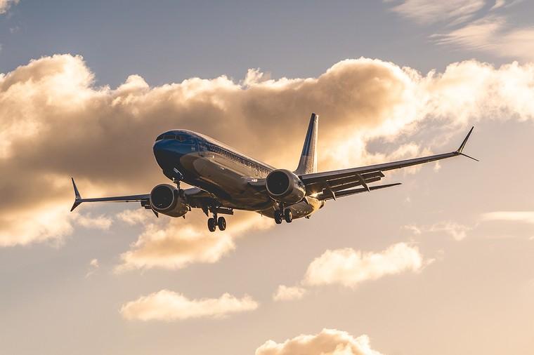 Boeing 737 MAX da Aerolineas Argentinas