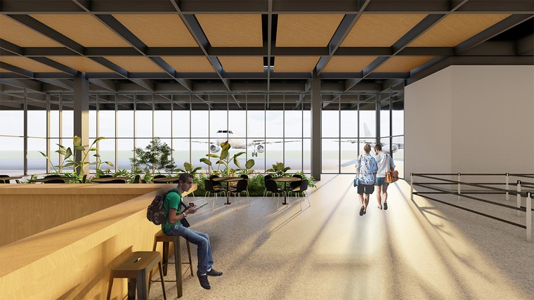 Novo aeroporto de Macaé