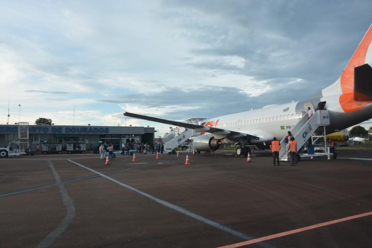 aeroporto de Doudados