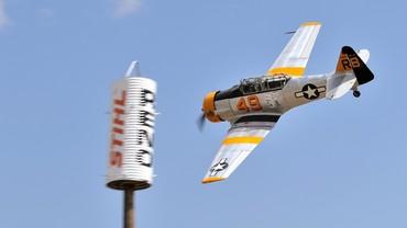 Corridas aéreas vão se tornar mais rápidas com aviões