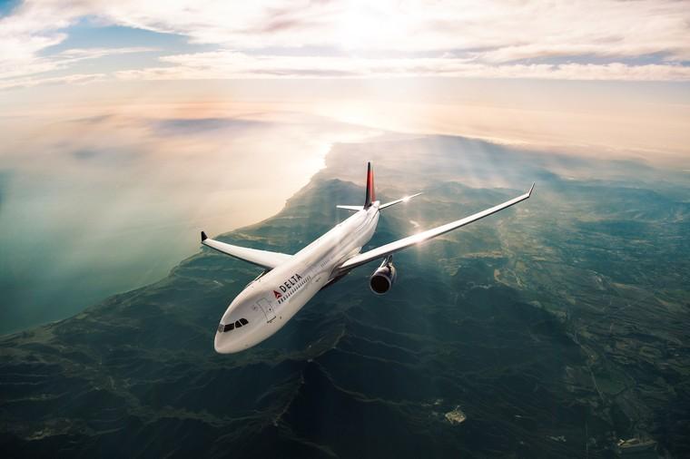 Airbus A330 da Delta air Lines