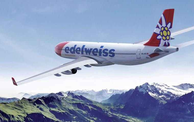 Airbus A330 da Edelweiss