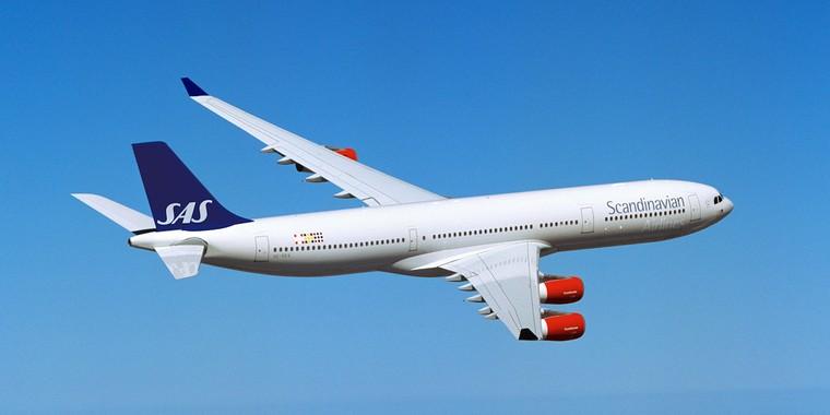 Airbus A340 da SAS