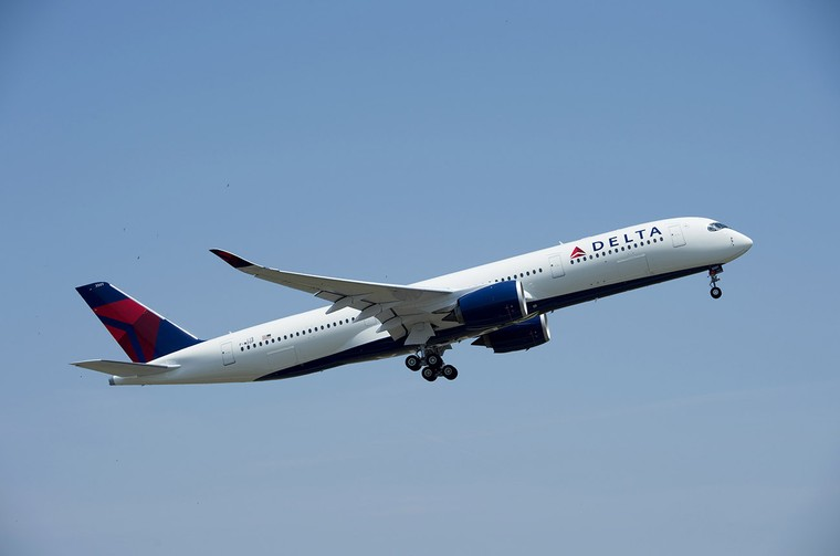 Airbus A350 da Delta Air Lines