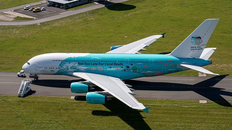 Hi Fly encerrou seus voos com o A380