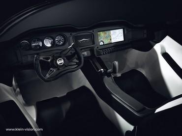 Interior do AirCar