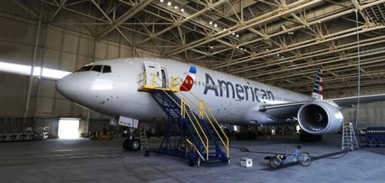 Hangar Da American Airlines No Brasil Preocupa