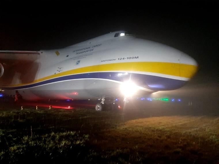 An-124 em GRU
