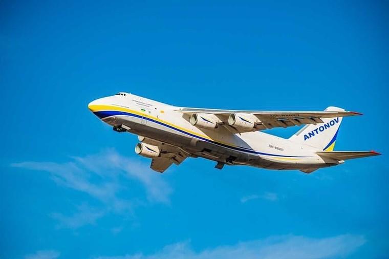 Antonov An-124 da Antonov Airlines