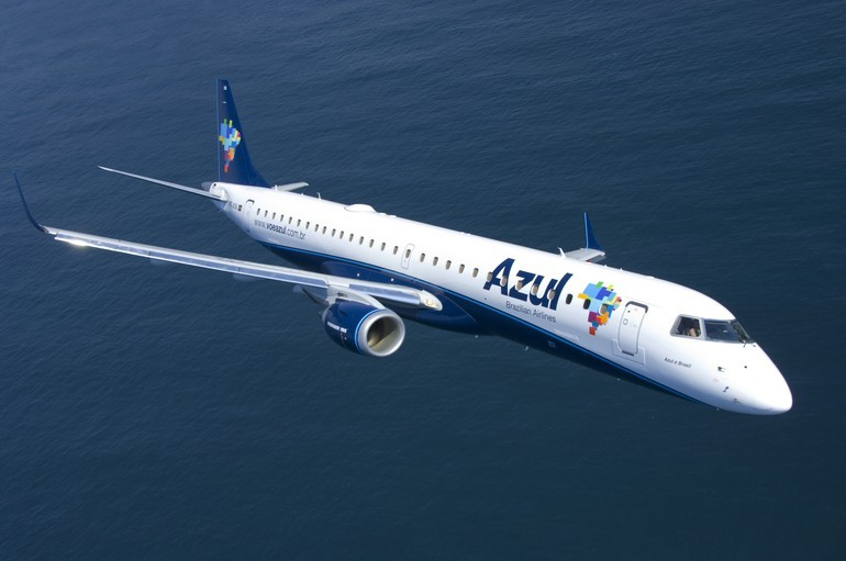 [Brasil] Azul investe US$ 100 milhões na TAP Azul_free_big