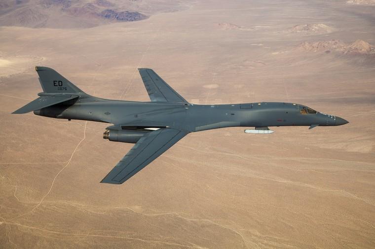 Rockwell B-1B Lancer