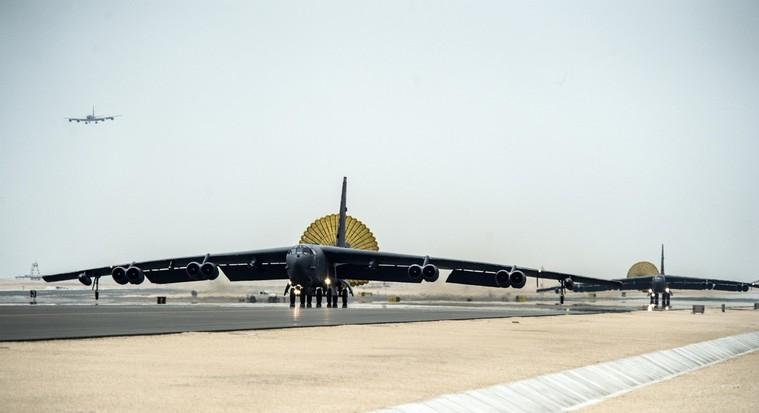 B-52 no Catar
