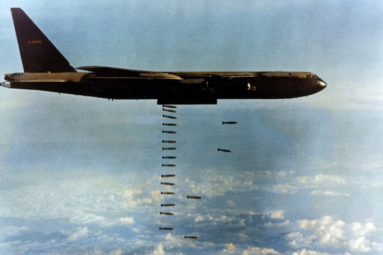 Boeing B-22 Stratofortress