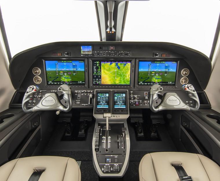 Cockpit G300 do Denali
