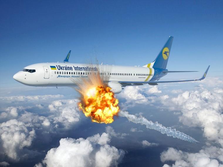 Boeing 737 da Ukraine foi abatido no Irã