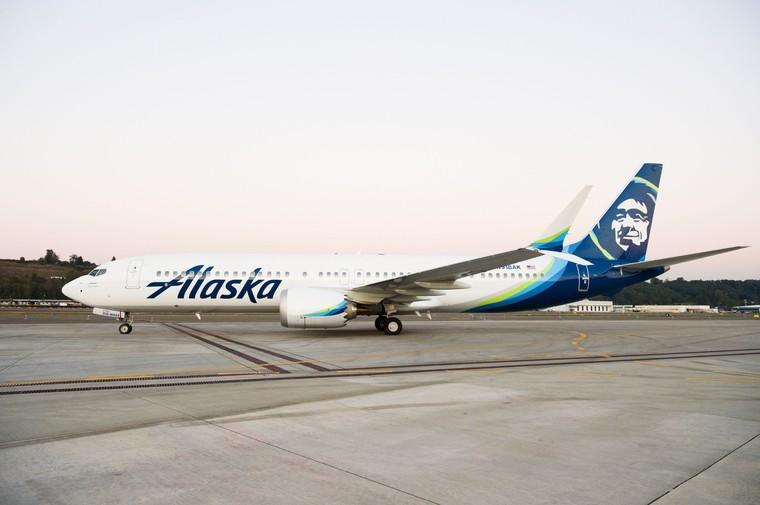Boeing 737-9 da Alaska Airlines