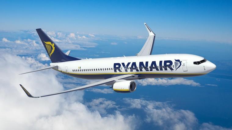 Boeing 737-800 da Ryanair