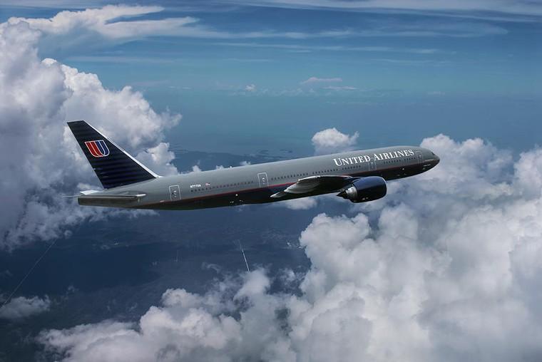 Boeing 777-200 da United