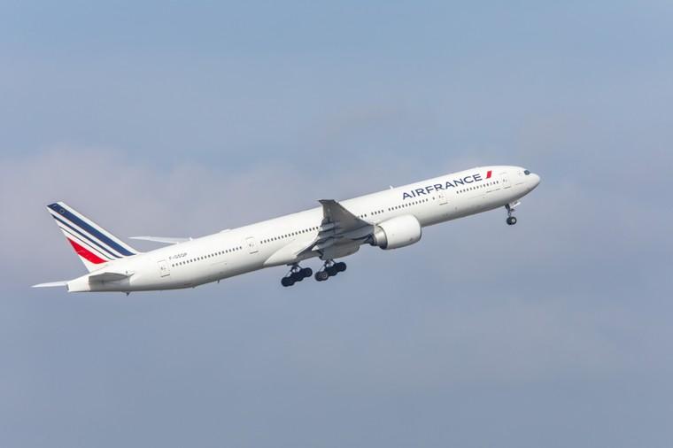 Boeing 777-300ER da Air France