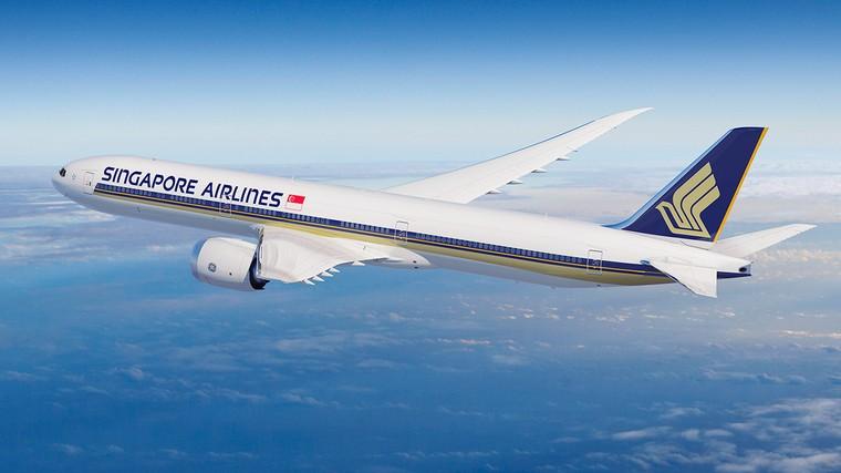 Boeing 777-9 da Singapore Airlines