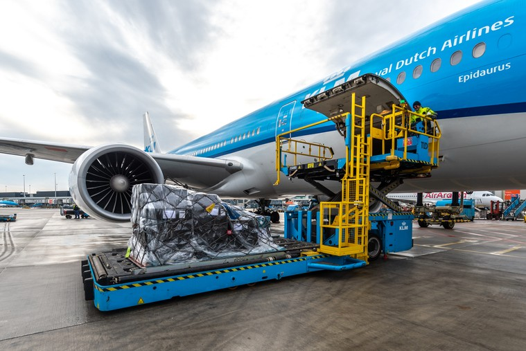 Boeing 777 da KLM