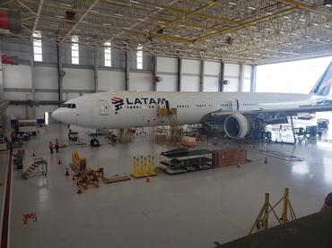 Boeing 777-300ER da Latam