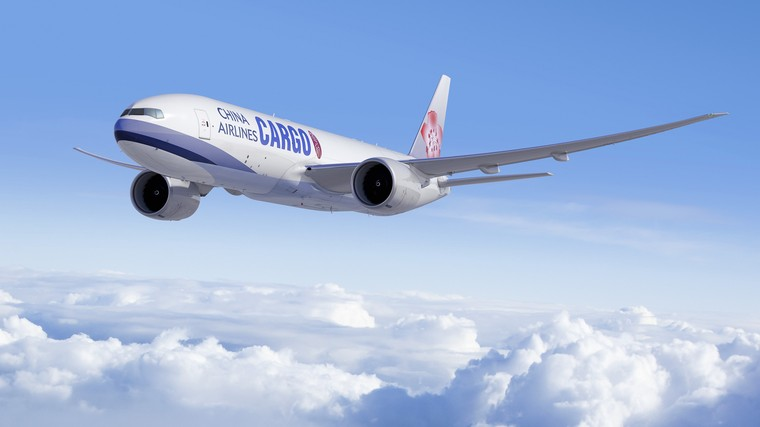 Boeing 777F da China Airlines