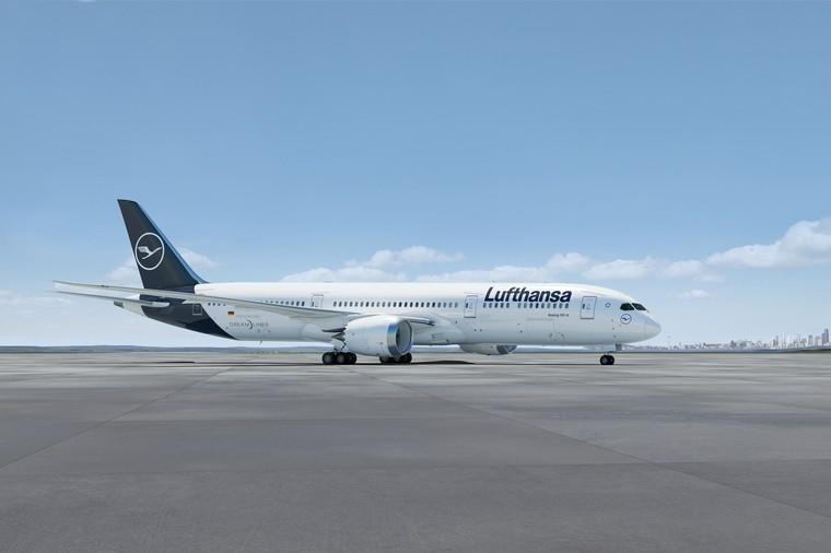 Boeing 787 da Lufthansa
