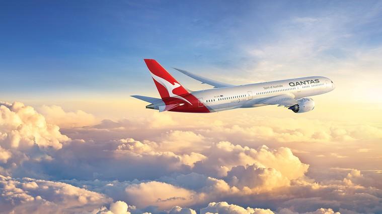 Boeing 787 da Qantas Air