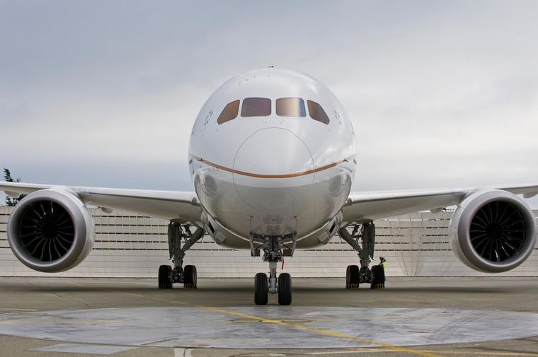Boeing 787 da United Airlines