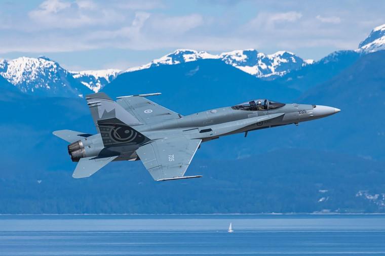 Boeing CF-18 do Canada