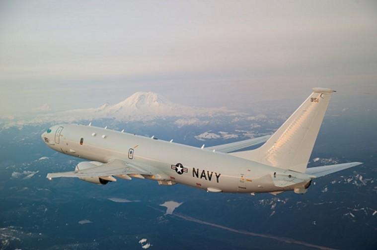 Boeing P-8A Poseidon da marinha dos EUA