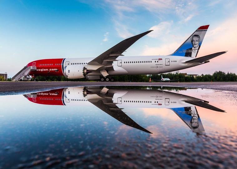 Boeing 787 da Norwegian Air