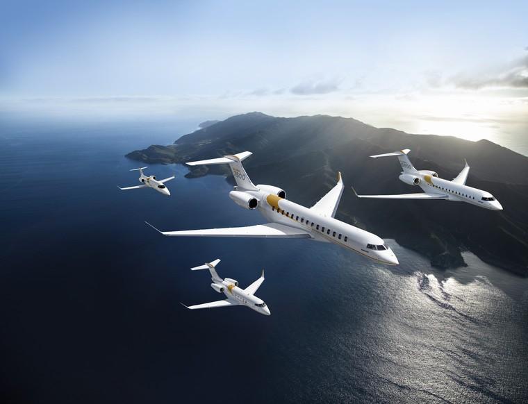 Jatos da Bombardier