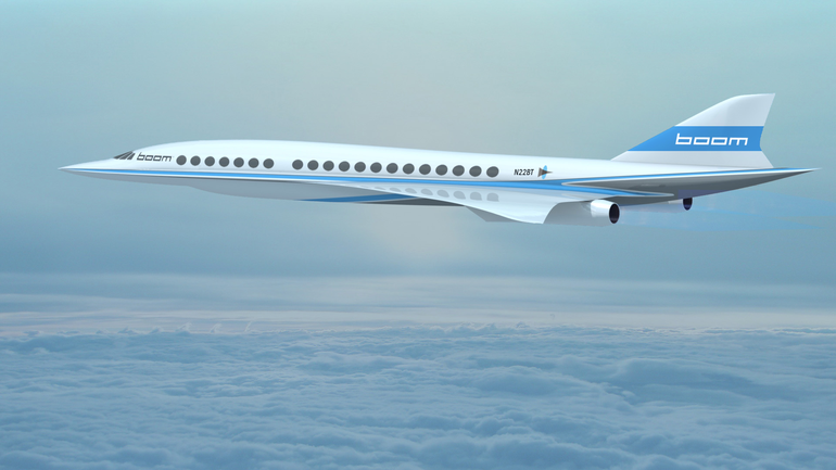 [Internacional] Novo avião supersônico promete ser mais rápido do que o Concorde Boom-flying_free_big