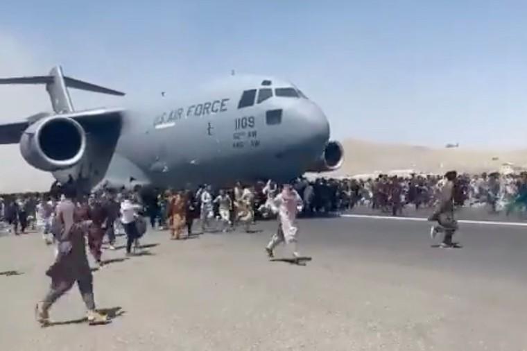 C-17 no Afeganistão