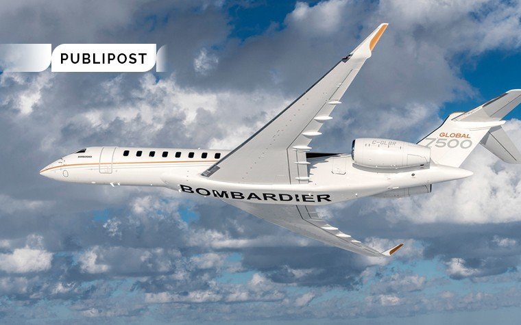 Hub - Bombardier Business Jet