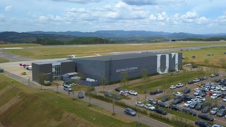 Aeroporto São Paulo Catarina