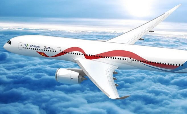 CR929 o futuro avião desenvolvido pela Rússia e China