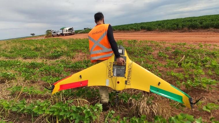 drone Echar-20D