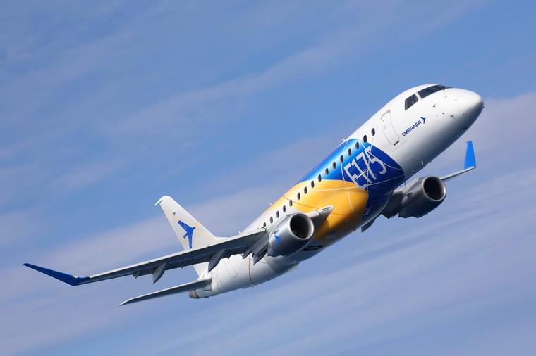 Aviação brasileiro Embraer E175 E-Jet